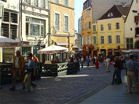 Tallinna Tartto Välimatka